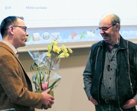 Geotecs VD Johan Barth och Christer Reiser