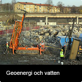 Geoenergi och vatten